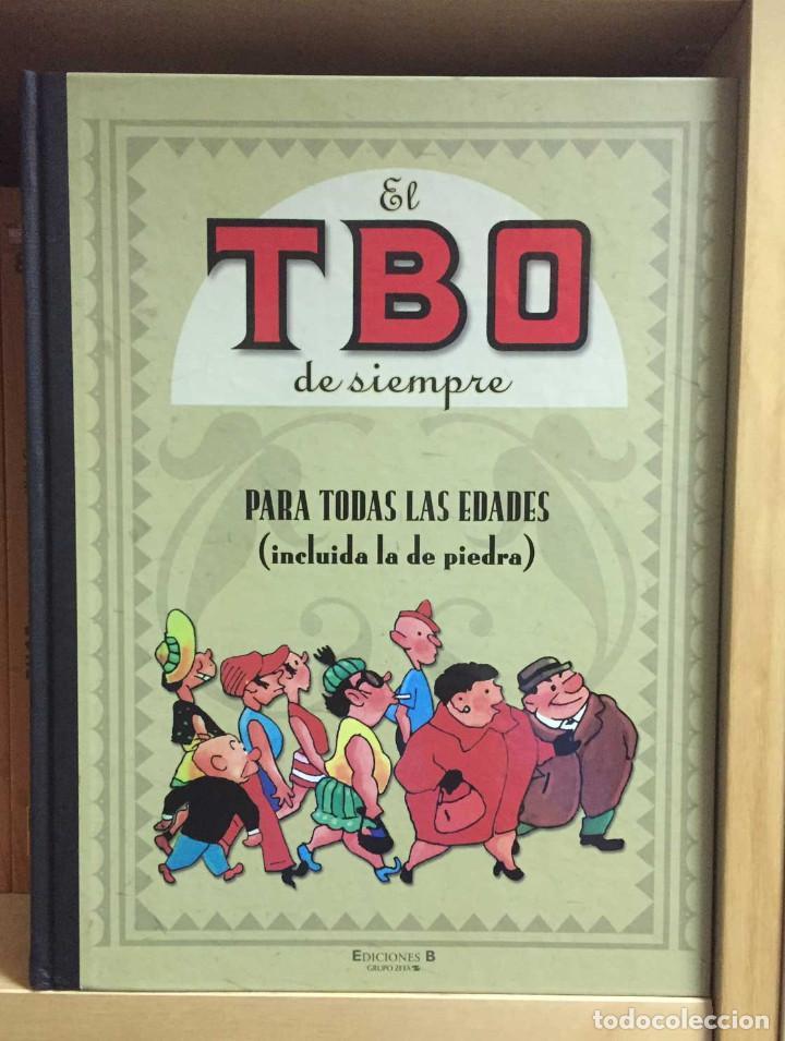 EL TBO DE SIEMPRE (PARA TODAS LAS EDADES) Nº 1- EDICIONES B, AÑO 2007 (Tebeos y Comics - Ediciones B - Clásicos Españoles)