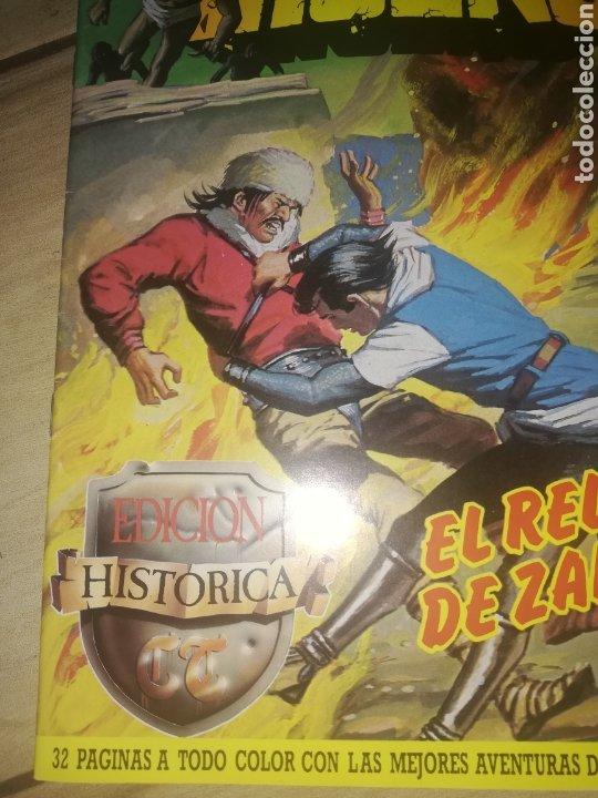 Cómics: Cómics 104 tomos del Capitán Trueno.. Edición Histórica.. Estado muy bueno - Foto 2 - 210785771