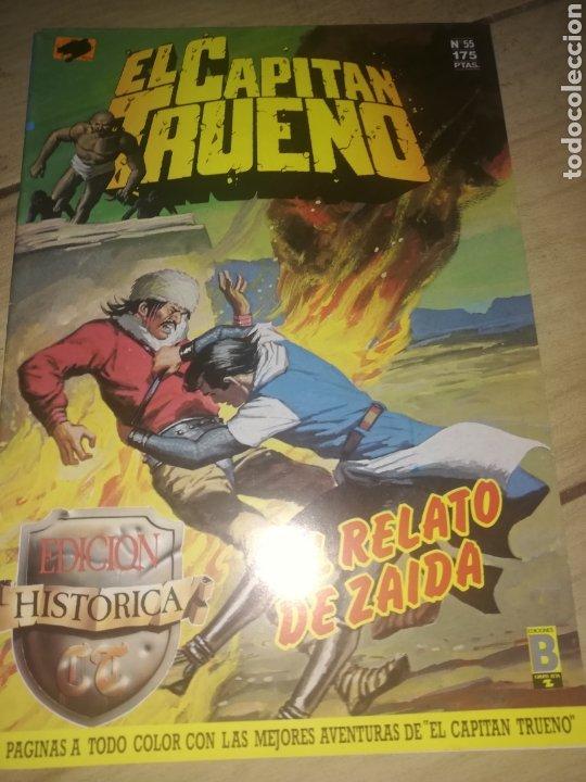 CÓMICS 104 TOMOS DEL CAPITÁN TRUENO.. EDICIÓN HISTÓRICA.. ESTADO MUY BUENO (Tebeos y Comics - Ediciones B - Clásicos Españoles)