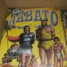 Cómics: CÓMICS 54 TOMOS DE EL JABATO.... CONSERVADOS.. HISTÓRICA. Lote 210786889