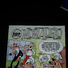 Cómics: TOP COMIC N°44 MORTADELO EDICIONES B PRIMERA EDICIÓN AÑO 2012. Lote 210845479