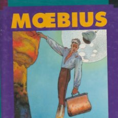 Cómics: LAS VACACIONES DEL MAYOR MOEBIUS EDICIONES B. Lote 211407374