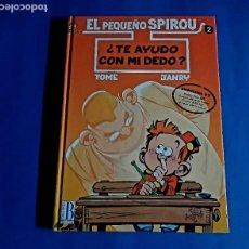 Cómics: EL PEQUEÑO SPIROU 2 -IMPECABLE ESTADO. Lote 211460572