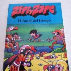 Cómics: ZIPI Y ZAPE EL TONEL DEL TIEMPO. MUY BIEN CONSERVADO.. Lote 211476054