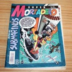 Cómics: SUPER MORTADELO - ESPECIAL SUBMARINOS - Nº132 - EDICIONES B. Lote 211525377