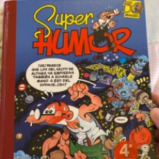 Comics: SUPERHUMOR 42. EDICIONES B. MORTADELO Y FILEMON. Lote 211597604