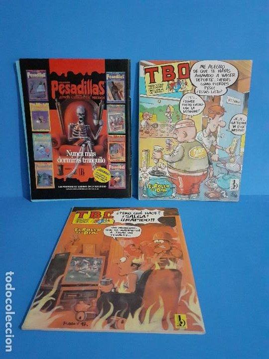 Cómics: Lote 3 comics TBO. - Foto 2 - 211628146