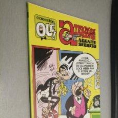 Cómics: COLECCIÓN OLÉ Nº 12-V.3: ANACLETO AGENTE SECRETO / EDICIONES B 1ª EDICIÓN 1988. Lote 211652118