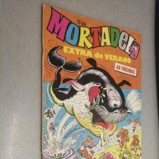 Cómics: MORTADELO EXTRA DE VERANO 1987 / EDICIONES B. Lote 211656743