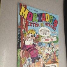 Comics : MORTADELO Nº 13 EXTRA DE VERANO / EDICIONES B. Lote 211657524