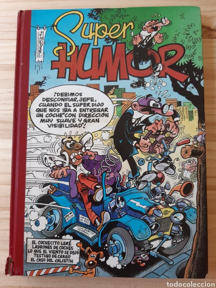 SUPER HUMOR N°6. (Tebeos y Comics - Ediciones B - Humor)