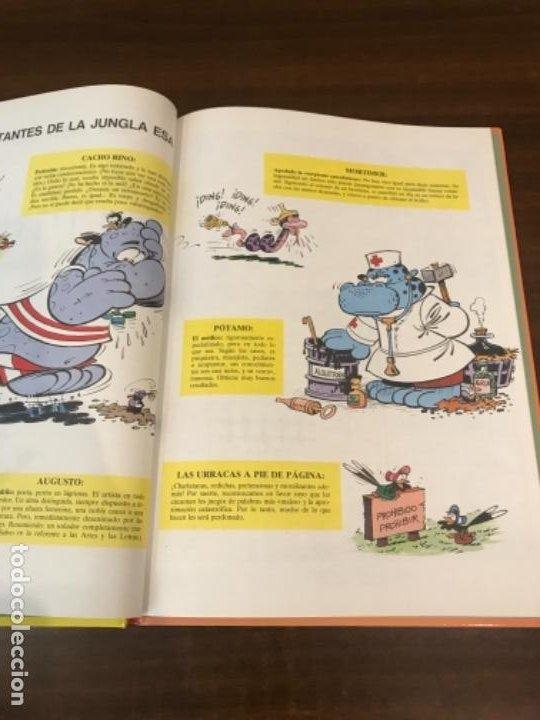 Cómics: LA JUNGLA LOCA. Nº 1. EL ANIMAL ENMASCARADO. MIC DELINX - GODARD. EDICIONES B 1989. - Foto 3 - 211684834