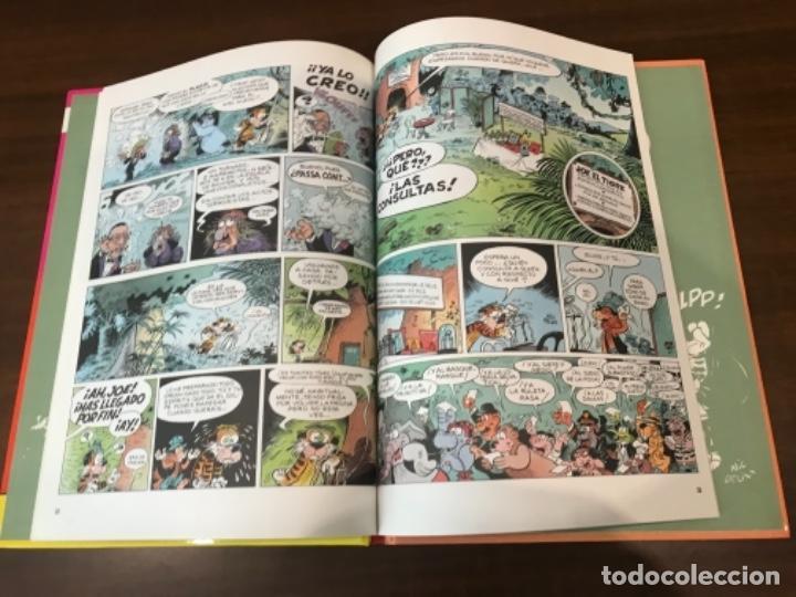 Cómics: LA JUNGLA LOCA. Nº 1. EL ANIMAL ENMASCARADO. MIC DELINX - GODARD. EDICIONES B 1989. - Foto 5 - 211684834