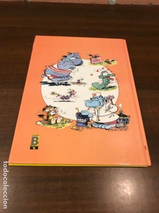 Cómics: LA JUNGLA LOCA. Nº 1. EL ANIMAL ENMASCARADO. MIC DELINX - GODARD. EDICIONES B 1989. - Foto 7 - 211684834