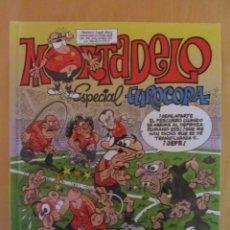 Cómics: MORTADELO ESPECIAL EUROCOPA ED.B 2012. Lote 211685511