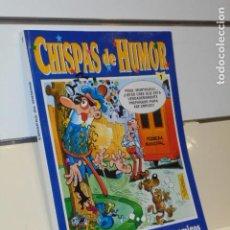 Cómics: CHISPAS DE HUMOR Nº 1 INCLUYE MORTADELO EXTRA 49, ZIPI ZAPE EXTRA 46 Y TBO Nº 60 - EDICIONES B OCAS.. Lote 211719148