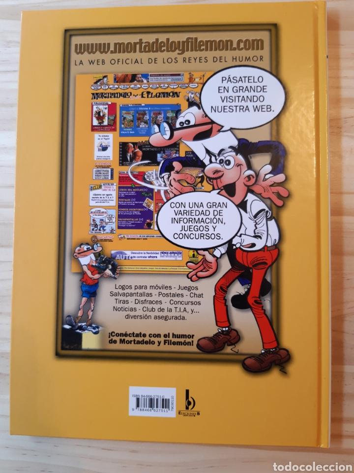 Cómics: Mortadelo y Filemón, cómic,n°110, Mundial 2006,magos del humor, ediciones B,grupo Z. - Foto 2 - 211720698