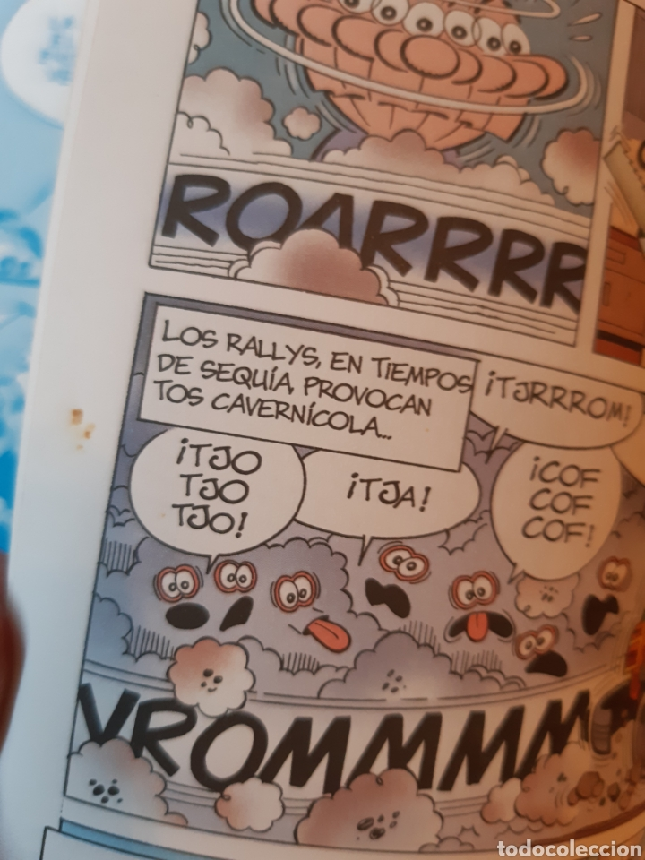 Cómics: Mortadelo y Filemón, cómic,n°110, Mundial 2006,magos del humor, ediciones B,grupo Z. - Foto 6 - 211720698