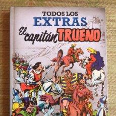 Cómics: TODOS LOS EXTRAS EL CAPITAN TRUENO - EDICIONES B - TAPA DURA (CONTIENEN LAS CUBIERTAS) - GCH1. Lote 211768478