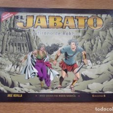 Cómics: EL JABATO - EL TIRANO DE RAKHUM - EDIC B.. Lote 211794586