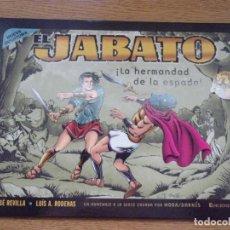 Cómics: EL JABATO - ¡LA HERMANDAD DE LA ESPADA! - EDIC.B.. Lote 211795195