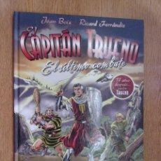 Cómics: EL CAPITAN TRUENO - EL ULTIMO COMBATE. - EDIC.B.. Lote 211795756