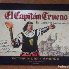 Cómics: EL CAPITAN TRUENO - EL CAUTIVO Y OTRAS AVENTURAS. EDICIÓN NUMERADA Y LIMITADA.. Lote 211797606