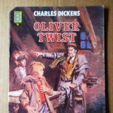Cómics: OLIVER TWIST/GRANDES AVENTURAS EN CÓMIC COLOR N°4 (EDICIONES B), POR CHARLES DICKENS.. Lote 212096123