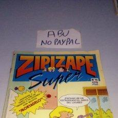 Cómics: ZIPI ZAPE SUPER 15 EDICIONES B VER FOTOS ESTADO GRAPAS ÓXIDO. Lote 212218755