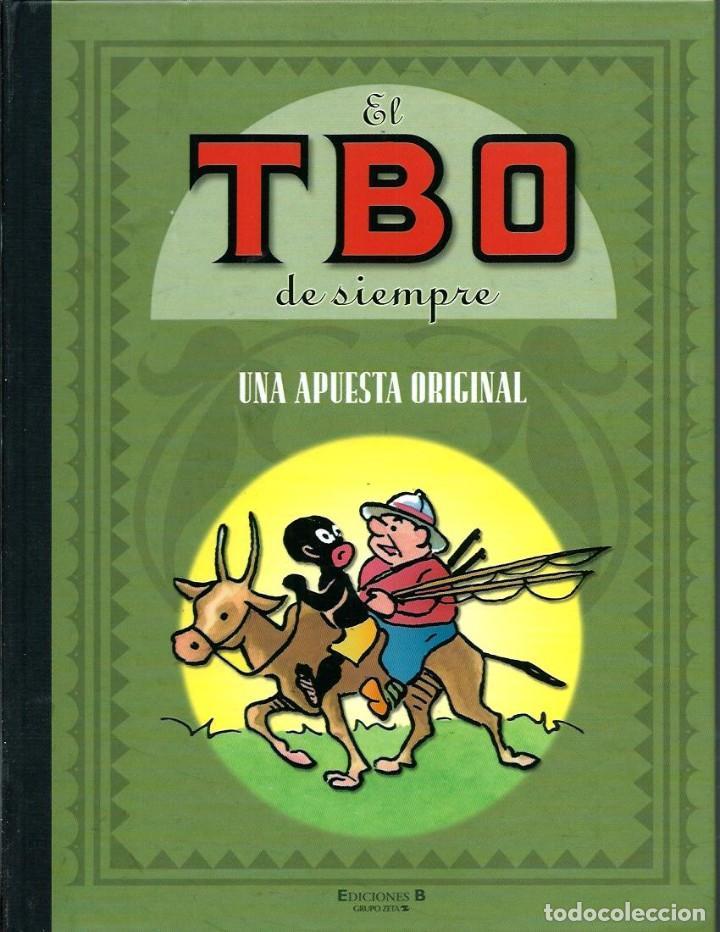 EL TBO DE SIEMPRE - UNA APUESTA ORIGINAL - EDICIONES B, TAPA DURA, 2007 3ª ED. - COMO NUEVO (Tebeos y Comics - Ediciones B - Clásicos Españoles)