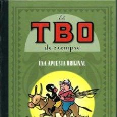 Comics : EL TBO DE SIEMPRE - UNA APUESTA ORIGINAL - EDICIONES B, TAPA DURA, 2007 3ª ED. - COMO NUEVO. Lote 212328181