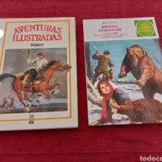 Cómics: AVENTURAS ILUSTRADAS TOMO 1-JOYAS LITERARIAS JUVENILES 1. Lote 212602267