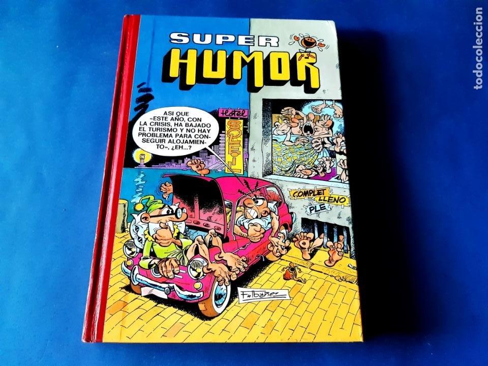 SUPER HUMOR Nº 23 -1ª EDICION-AÑO 1990-BUEN ESTADO (Tebeos y Comics - Ediciones B - Humor)