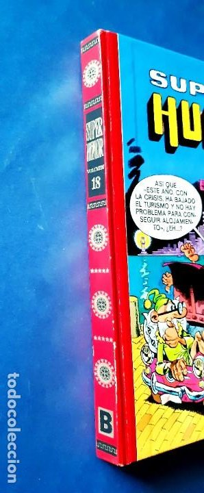 Cómics: SUPER HUMOR Nº 23 -1ª EDICION-AÑO 1990-BUEN ESTADO - Foto 2 - 212666938