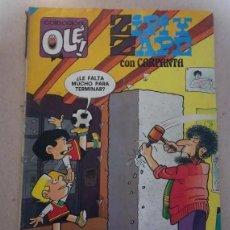 Cómics: ZIPI Y ZAPE 196 - Z.47 OLE EDICIONES B. 1980. 1RA. EDICCIÓN.. Lote 212739456
