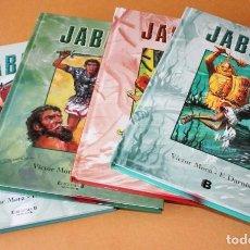 Cómics: JABATO TOMO 1 8 9 10 - ED. B, AÑOS 2005 A 2012 - MUY BUEN ESTADO - TAMBIÉN SUELTOS. Lote 212739953