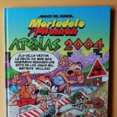 Comics: MORTADELO Y FILEMÓN. ATENAS 2004. MAGOS DEL HUMOR. Nº 100 - FRANCISCO IBÁÑEZ. Lote 212780373