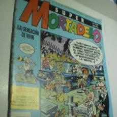 Cómics: SUPER MORTADELO Nº 105 (ESTADO NORMAL, LEER). Lote 212783860