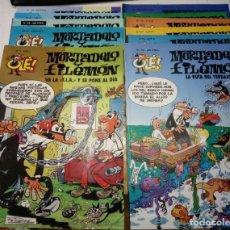 Comics: OFERTA LOTE 10 OLE MORTADELO Y FILEMON Nº 31 32 34 48 78 93 137 138 139 Y 147. Lote 212920396
