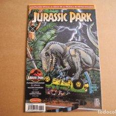 Fumetti: JURASSIC PARK Nº 3. ED. B 1993. Lote 213022893