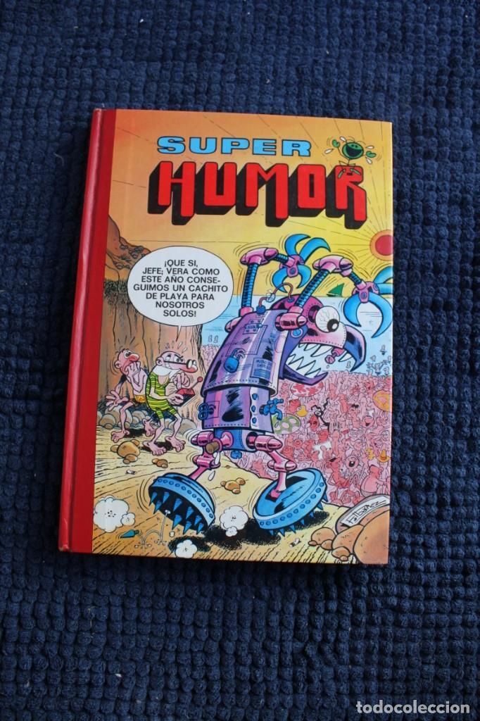 SUPER HUMOR VOLUMEN 7 (Tebeos y Comics - Ediciones B - Clásicos Españoles)