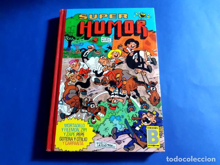 SUPER HUMOR 41. EDICIONES B- 2ª EDICIÓN (Tebeos y Comics - Ediciones B - Humor)