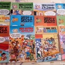Cómics: LOTE DE 12 COMICS OLÉ ZIPI ZAPE,MORTADELO,13 RUE DEL PERCEBE, PEPE GOTERA Y OTILIO. AÑOS 1999 A 2002. Lote 213265192