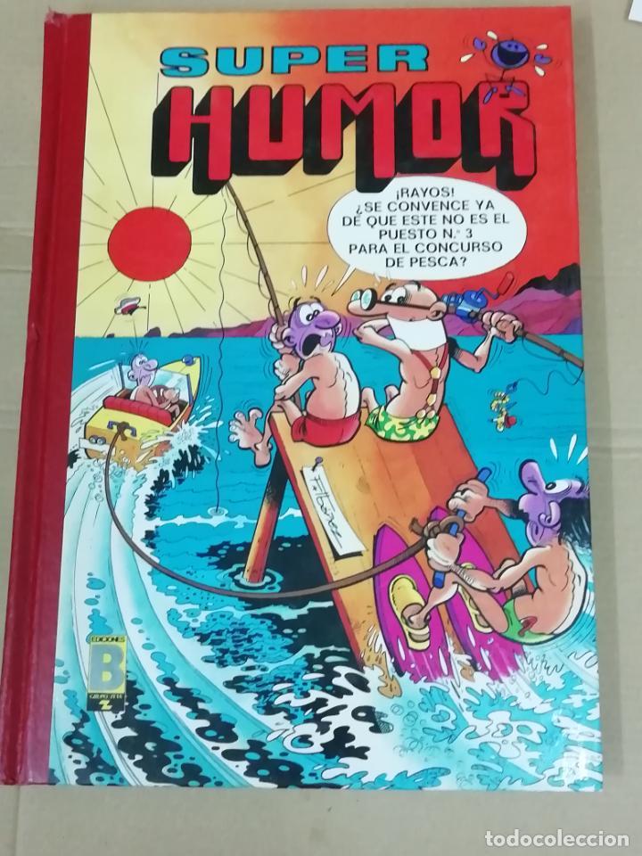 SUPER HUMOR- VOLUMEN 57 (Tebeos y Comics - Ediciones B - Humor)