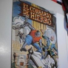 Fumetti: EL CORSARIO DE HIERRO Nº 4. 1987 EN LA BOCA DEL LOBO (SEMINUEVO). Lote 213339796