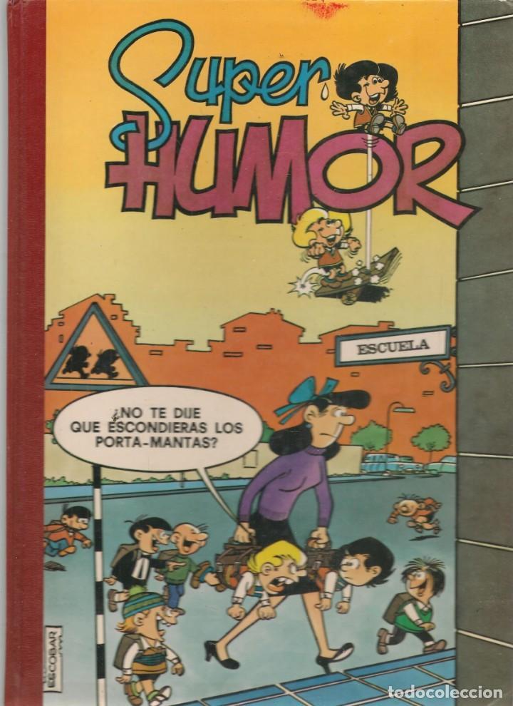 SUPER HUMOR ZIPI ZAPE. Nº 2. EDICIONES B. 1997. (B/A63) (Tebeos y Comics - Ediciones B - Humor)