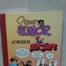 Comics: SUPER HUMOR N° 14 LO MEJOR DE ZIPI Y ZAPE - EDICIONES B. Lote 241792160