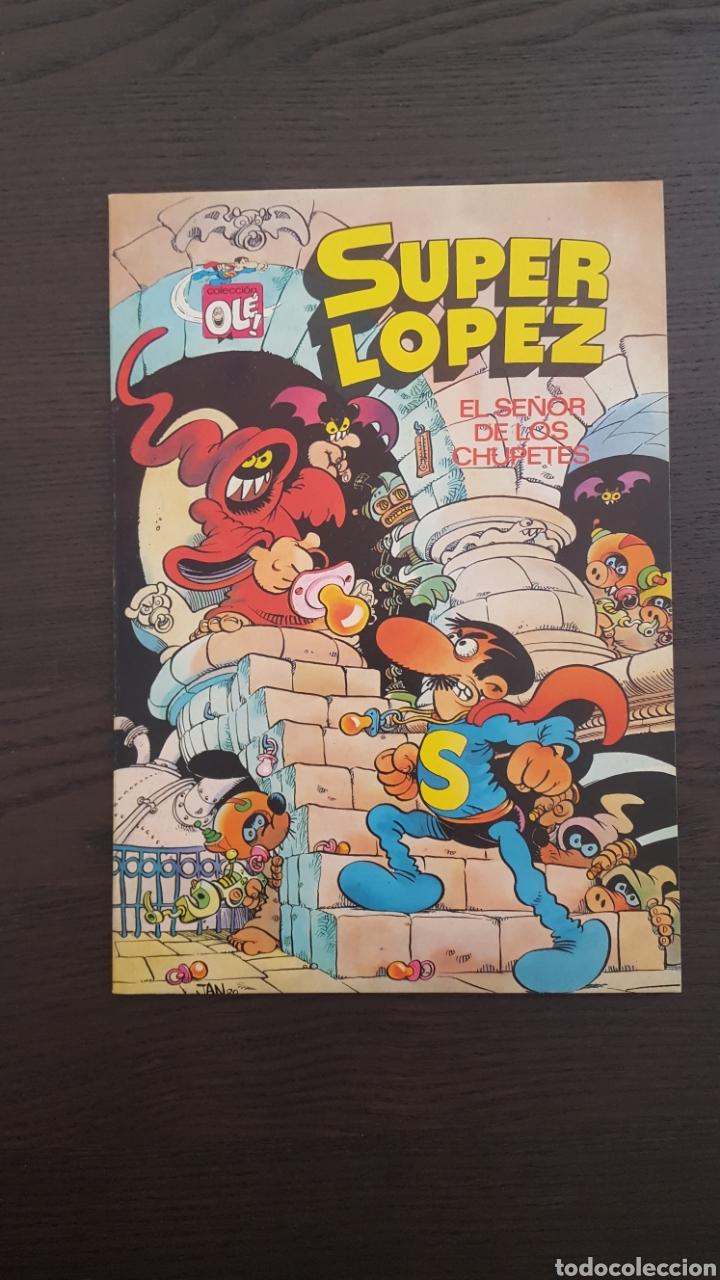 Cómics: Lote SuperLopez (Super Lopez) 1 al 19 - Bruguera y Ediciones B - La mayoria 1ª edicion - Col. Ole - Foto 13 - 213540887