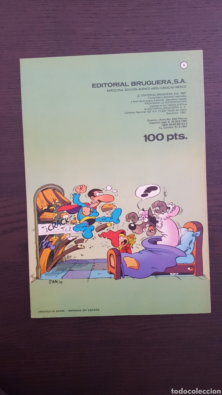 Cómics: Lote SuperLopez (Super Lopez) 1 al 19 - Bruguera y Ediciones B - La mayoria 1ª edicion - Col. Ole - Foto 14 - 213540887