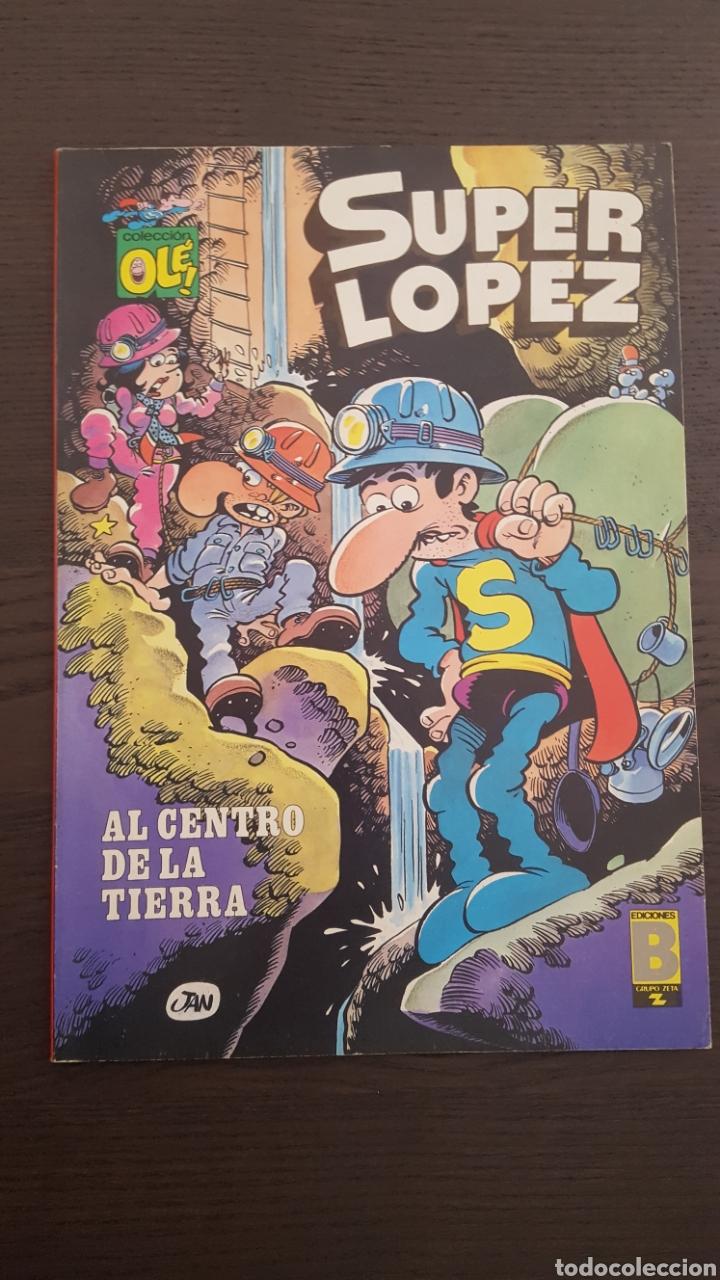 Cómics: Lote SuperLopez (Super Lopez) 1 al 19 - Bruguera y Ediciones B - La mayoria 1ª edicion - Col. Ole - Foto 23 - 213540887